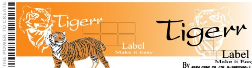 Tigerr Label Logo